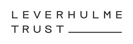 Logo image of a side profile sketch of a man followed by the words 'The Leverhulme Trust'